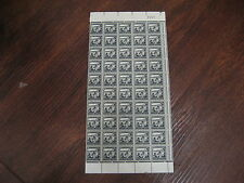 PALESTINE STAMPS SCARCE MULTIPLE SG111 1932 £P1 BLOCK 50 SG £750