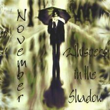 Whispers in the Shadow novembre CD 2008