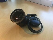 HASSELBLAD 2000FC LENS DISTAGON 2.8/50mm F f=50mm T* ZEISS CAPS HOOD FILTER MINT