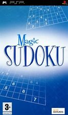 Magic Sudoku SONY PSP IT IMPORT 505 GAMES