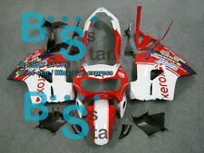 Racing Stickers ABS Fairing Bodywork Kit Set HONDA VFR 800 1998-2001 03 C7