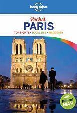 Pocket Guide Book Paris 3rd Ed Top Sights Local Life Lonely Planet Paperback