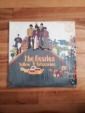 "The Beatles 33 Rpm Record "" Yellow Submarine "" ( Canadian )"