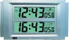 MFJ-121B Clock, Dual time zone, atomic