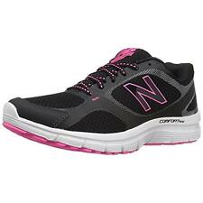 New Balance 2065 Womens Black Mesh Running Shoes Sneakers 6 Wide (C,D,W) BHFO