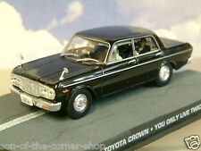 DIECAST 1/43 JAMES BOND 007 TOYOTA CROWN A DROP IN THE OCEAN YOU ONLY LIVE TWICE