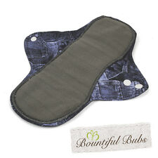 Reusable Cloth Pads, Small. Menstrual and Incontinence Pads, Bamboo
