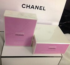 Chanel Chance Eau Tendre 2 Pc. - Huge 3.4 Oz Edts & 7.0 Oz Moisturizing Cream