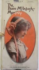 Burr McIntosh Monthly Magazine | New York City | Orig. 1907
