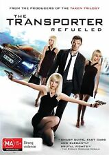 The Transporter Refueled (DVD, 2016)