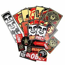 Assorted Sticker Pack by Obey Clothing, New, Free Shipping