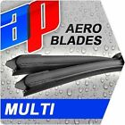 FORD FOCUS CC COUPE CABRIOLET 2004-07 - AeroFlat Multi Adapter Wipers - 26/17in