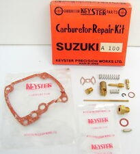 Vintage NOS Suzuki A 100 Keyster Carburetor Carb Jets Repair Rebuild Kit