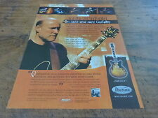 JOHN SCOFIELD - IBANEZ!!!!!!!!!1!!!!FRENCH PRESS ADVERT