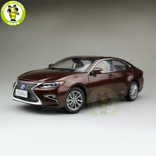 1/18 Toyota Lexus ES 300 ES300H Diecast Model Car hobby collection Gifts Brown