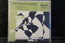 "Johnny Dodds and Perry Noone – New Orleans clarinets (7""ep)"