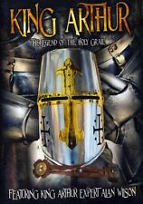 King Arthur: The Legend of the Holy Grail (2013, REGION 0 DVD New)