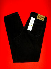 LEE JEANS BLACK DENIM W31 L29 / L30 NEU mit ETIKETT !!!