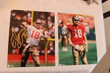 Elvis Grbac signed SF 49ers Autographed 8x10 photo QB Super Bowl 29 XXIX CHIEFS