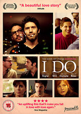 I DO (NEW DVD) Starring David W. Ross from Bad Boys Inc.