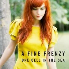 "A FINE FRENZY ""ONE CELL IN THE SEA"" CD NEUWARE"