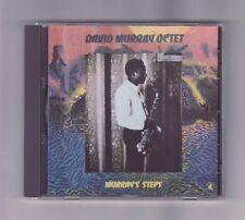 (CD) DAVID MURRAY OCTET - Murray's Steps / France Import / BSR 0065