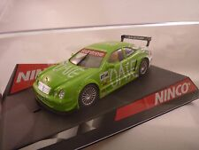 "NINCO 50291 MERCEDES CLR DTM ""OASE""  1/32 SLOT CAR"