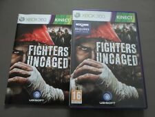 FIGHTERS UNCAGED ( XBOX 360 ) COMPLET
