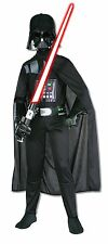 Star Wars Child's Darth Vader Costume Small Black Standard Packaging