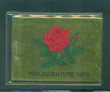 Switzerland 1972  Pro Juventute  Booklet