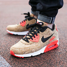 NIKE MAX 90 CORK aniversario entrenadores AIR UK 6 EUR 40 PC 1 87 95 97 98 Tn SP Qs