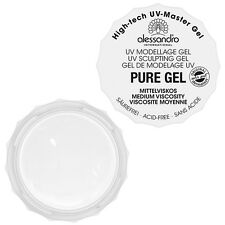 alessandro PURE HIGH TECH UV MASTERGEL, 15g - TIEGEL