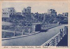 # ANZIO: CAVALCAVIA - VILLE CALZABINI, BUSALA E MATTOLI - 1952