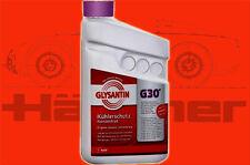 1,5 Liter Flasche (1L=5,60€) BASF Glysantin G30 Kühlerfrostschutz Konzentrat rot