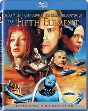The Fifth Element (Blu Ray Disc, 2007)