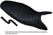 Diseño De 3 L Azul Stitch personalizado se adapta a Triumph Street Triple 675 07-12 cubierta de asiento