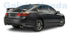 Genuine OEM Honda Accord 4Dr Sedan Rear Under Body Spoiler Kit 2013-2015