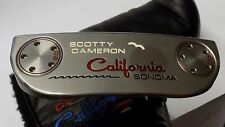 2010-2011 Scotty Cameron California Sonoma Putter + Head Cover