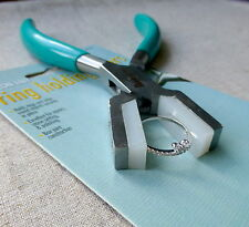 Nylon Jaw Ring Holding Pliers by Beadsmith