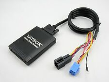 USB SD AUX en Interface mp3 8 pin cambiador CD VW Phaeton z6z9