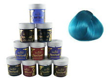 LA RICHE DIRECTIONS HAIR DYE COLOUR TURQUOISE BLUE x 4 TUBS