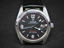 VINTAGE TUDOR PRINCE OYSTERDATE RANGER 2772 25J SWISS SS AUTOMATIC MENS WATCH