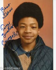 Terry Sue-Patt Autograph-Grange Hill-Signed 10x8 Photo-In Person Private Signing