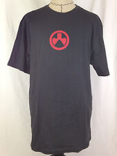 MAGPUL Icon T-Shirt Mens XL Size Logo Black Red 100% Fine Cotton MAG742-001-XL