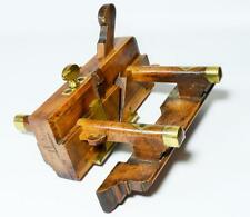 19th Century plough plane / sash fillester by John Moseley and Sons, London