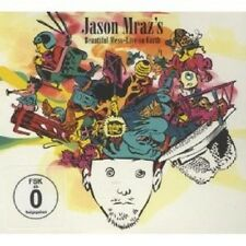 JASON MRAZ - BEAUTIFUL MESS-LIVE ON EARTH  CD + DVD NEU
