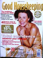Good Housekeeping Magazine January 2005