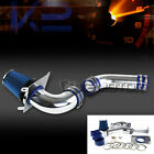 Ford 89-93 Mustang GT LX 5.0L V8 Cold Air Intake System+Blue Filter
