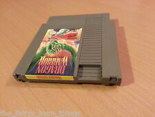 Dragon Warrior Nes Nintendo  Good Condition NTSC