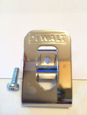 DeWALT Belt Clip Hook & Screw DCD737 DCD740 DCD780 DCD780L2 DCD785 DCD785L